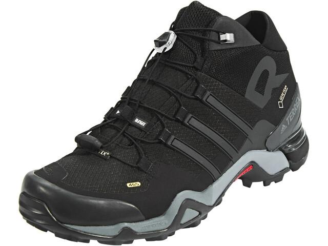 adidas terrex fast r mid gtx chaussures homme noir sur. Black Bedroom Furniture Sets. Home Design Ideas